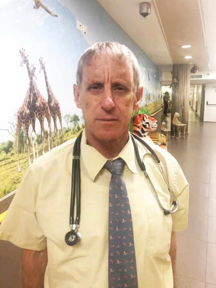 """ד""""ר גיורא גוטסמן. צילום פרטי"""