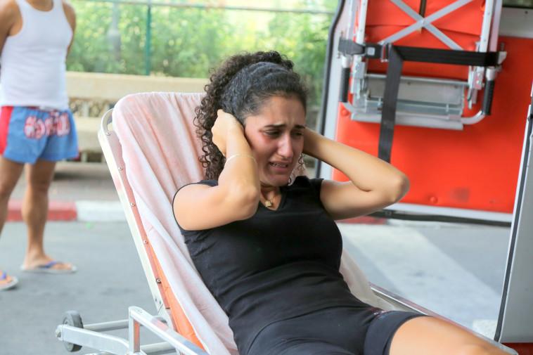 90 סיוע לנפגעי חרדה. צילום: אדי ישראלי, פלאש