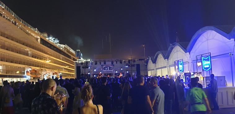 פסטיבל SoLow בחיפה, צילום: צוף ישראלי
