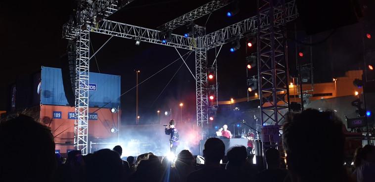 פסטיבל SoLow בחיפה. צילום: צוף ישראלי