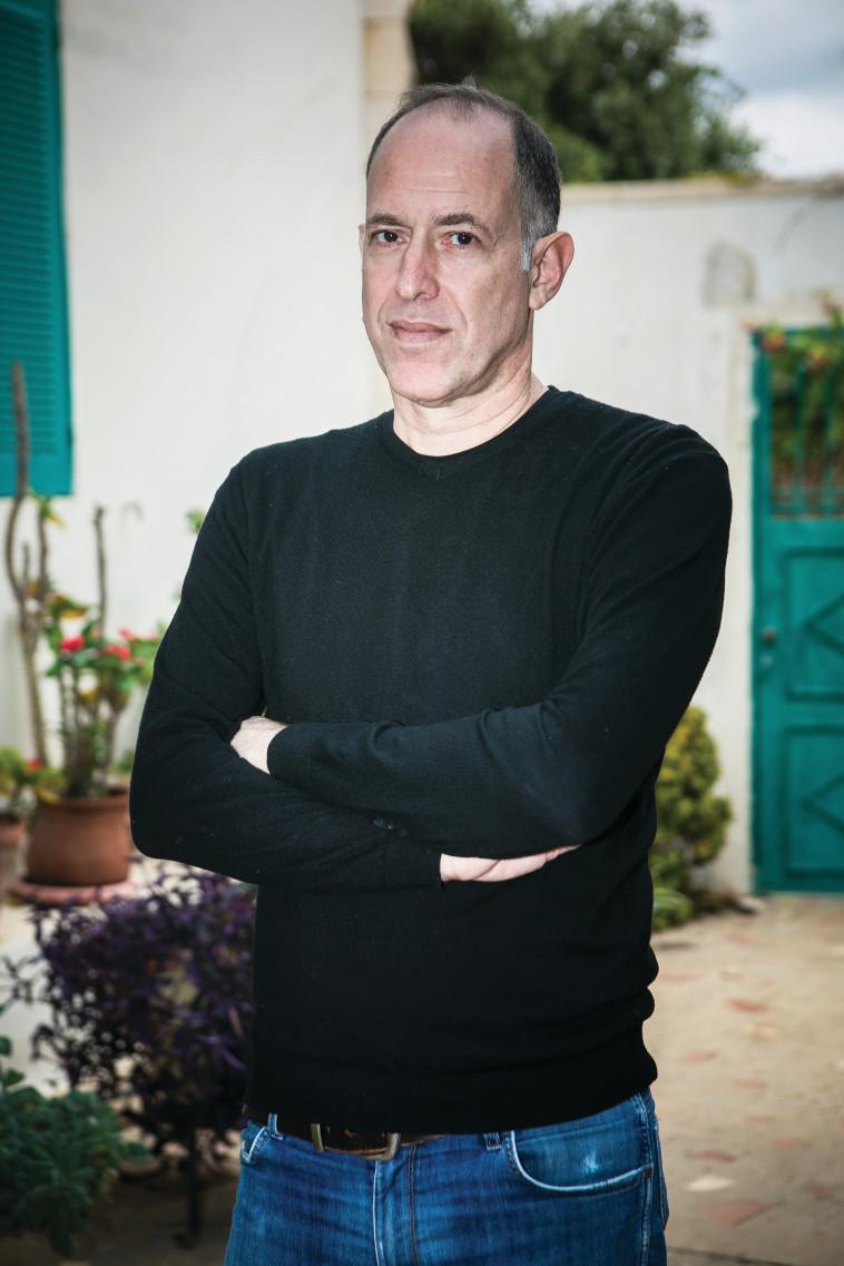 גידי דר. צילום: ערן גילווארג