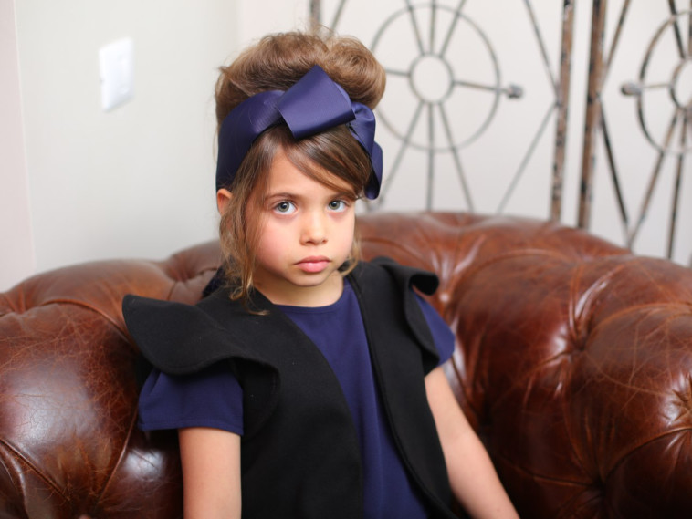 NadNed - מותג חדש לבגדי ילדות אונליין. צילום: באדיבות נדנד