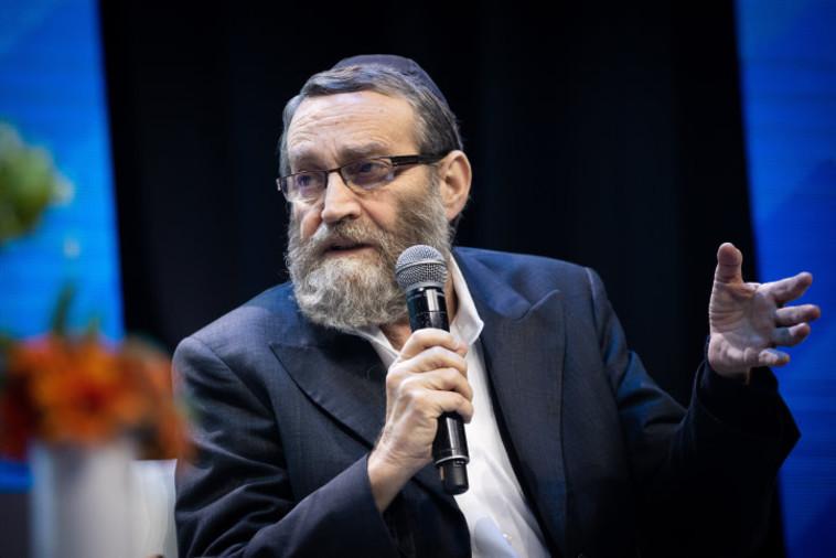 משה גפני (צילום: יונתן זינדל, פלאש 90)