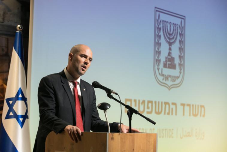 אמיר אוחנה (צילום: אוליבייר פיטוסי, פלאש 90)