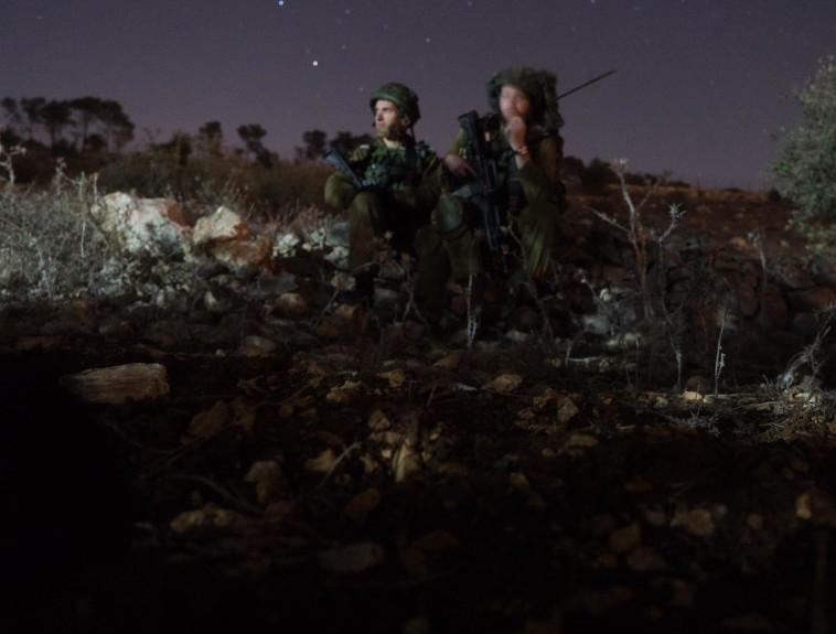 """תרגיל פיקוד מרכז השבוע, צילום: דובר צה""""ל"""