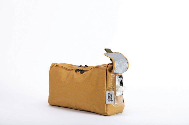 תיק החתלה דגם ניירובי, צילום: שרבן לופו