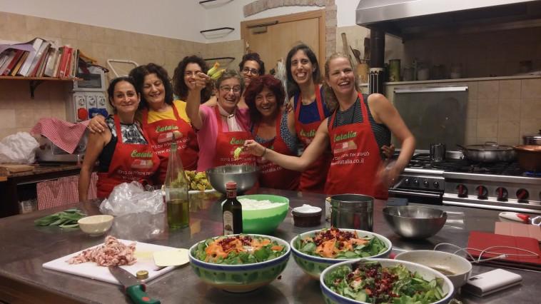 מבשלות בונטו. צילום: מיה ואלי אנטופלסקי