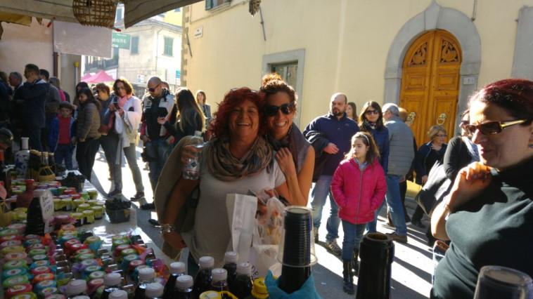 פסטיבל הערמונים במוג'לו. צילום: מיה ואלי אנטופלסקי
