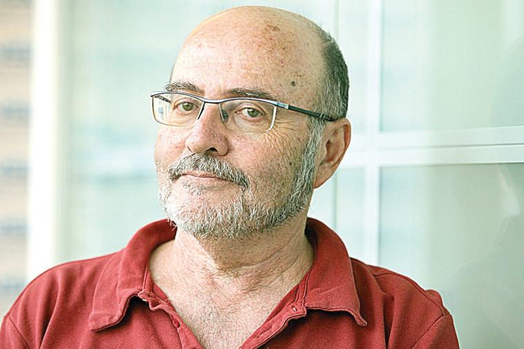 """ד""""ר אהרון אופטימן. צילום: יוסי אלוני"""