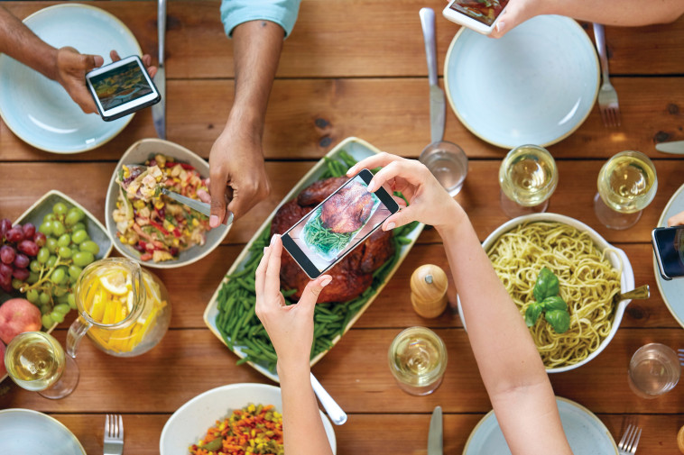 צילום אוכל (צילום: אינג אימג')