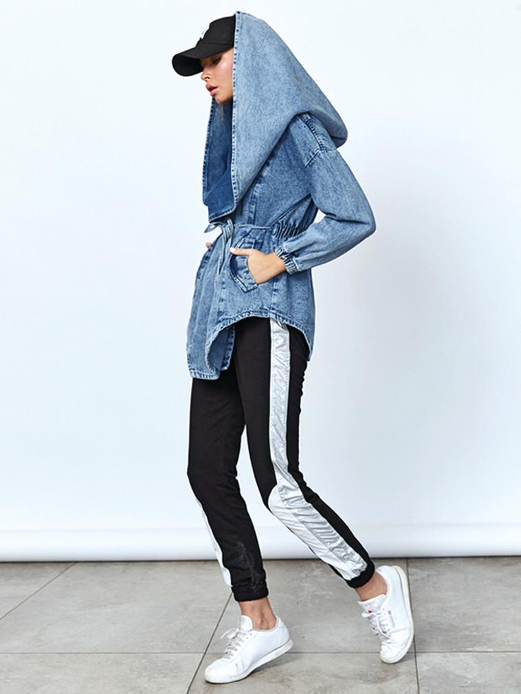 ז'קט ג'ינס של לילך אלגרבלי, 469 שקלים. צילום: ליאור קסון