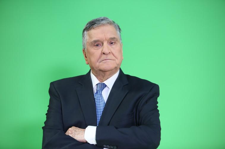 יעקב אחימאיר. צלם : אלוני מור