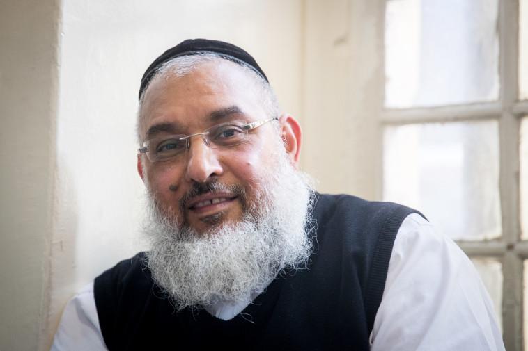 אהרון רמתי, מנהיג הכת בירושלים  (צילום: יונתן סינדל, פלאש 90)