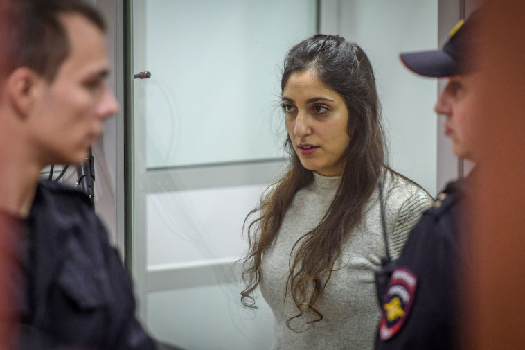 יששכר. צילום: KIRILL KUDRYAVTSEV/AFP