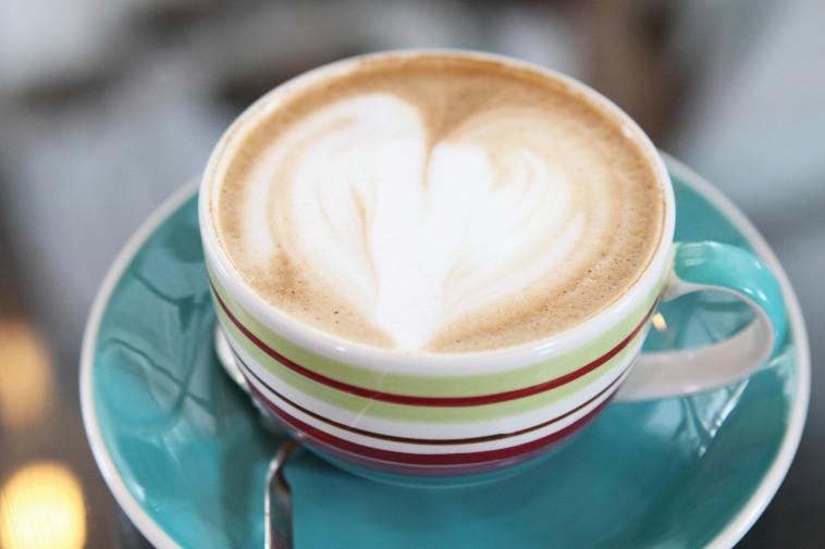 קפה הפוך (צילום: אינגאימג')