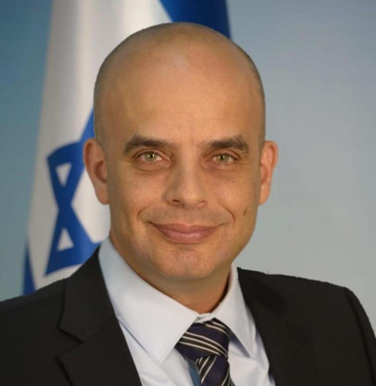 עו''ד דן אלדד (צילום: דוברות משרד המשפטים)