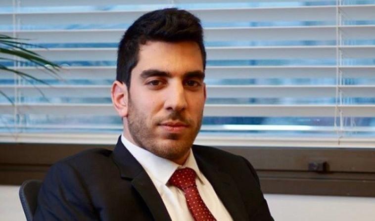 עורך הדין גיא סרוסי (צילום: אביעד פוקס)