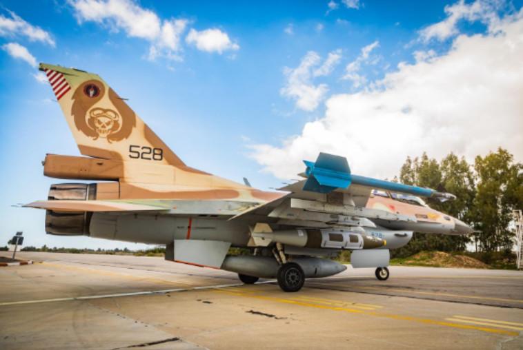 """מטוסי חיל האוויר לקראת חזרה לכשירות. צילום: דובר צה""""ל"""