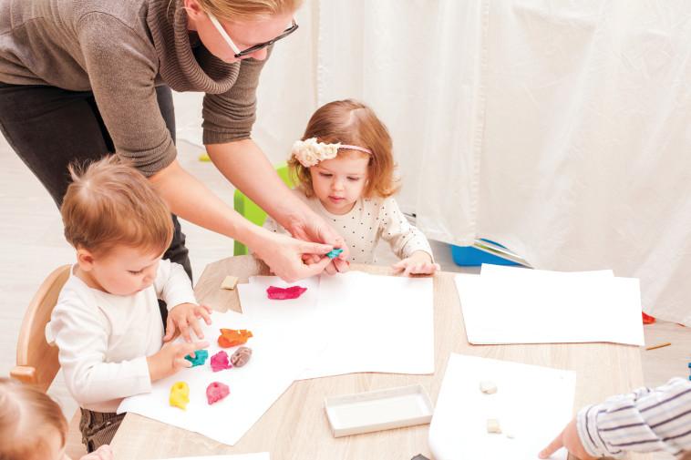 ילדים קטנים, אילוסטרציה (צילום: אינגאימג', לילדים אין קשר לנאמר בכתבה)
