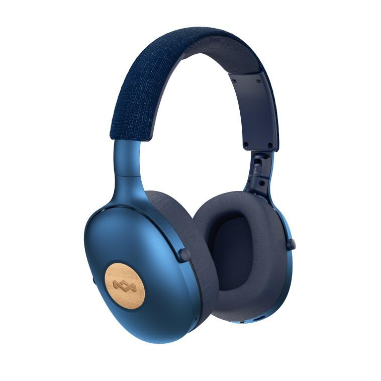 אוזניות Positive Vibration XL של האוס אוף מארלי (צילום: יח''צ)