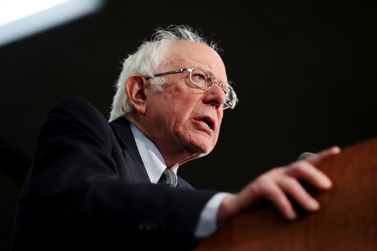 Bernie Sanders. Photo: getty images