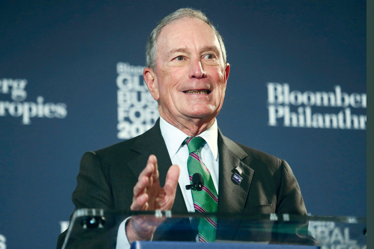 Michael Bloomberg. Photo: Reuters