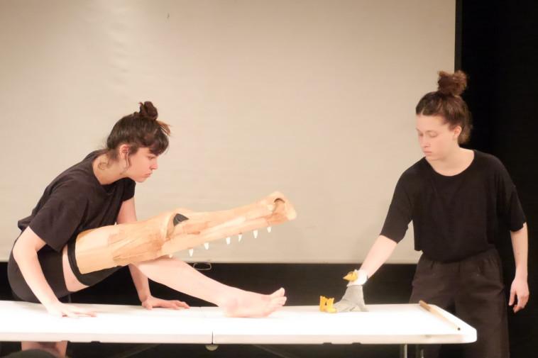 ''הוגו שלי'', פסטיבל חיפה הבינלאומי ה-30 להצגות ילדים של תיאטרון חיפה (צילום: יהודה וודקה)