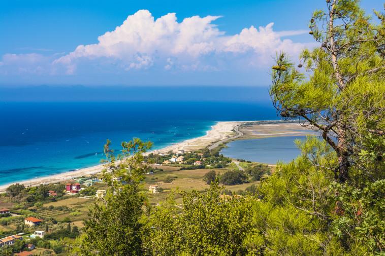 חוף קאריבי (צילום: ingimages.com)