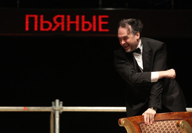 השיכורים (צילום: Stas Levshin)