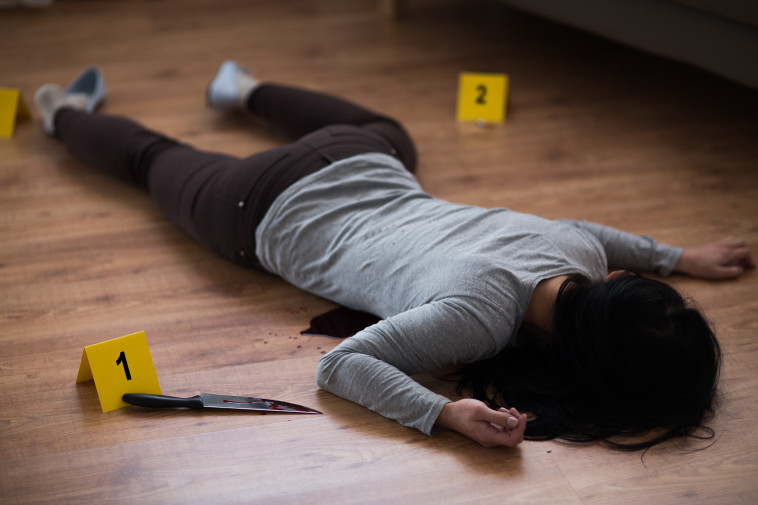 רצח, אילוסטרציה (צילום: ingimages.com)