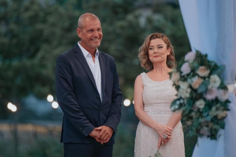 חתונה ממבט ראשון, אריק, דובי (צילום: צילום מסך,קשת)