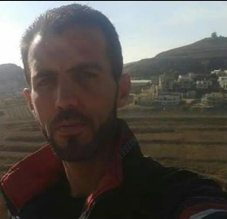 עימאד א-טוויל, ההרוג בתקיפה בסוריה. צילום: רשתות ערביות