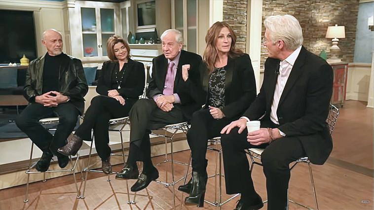 ראיון משותף NBC (צילום: צילום מסך)