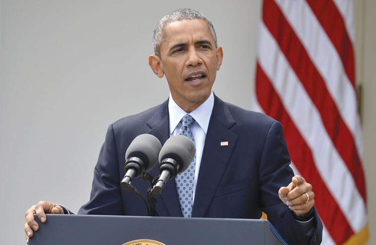 ברק אובמה (צילום: רויטרס)