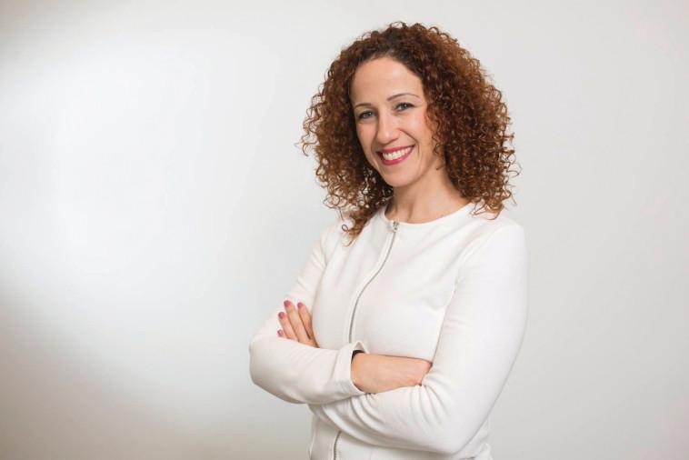 אתי נאמן -סמנכ''לית חדשנות קבוצת חבר ומנהלת פעילות הפצת אקטיביו ישראל (צילום: יח''צ)
