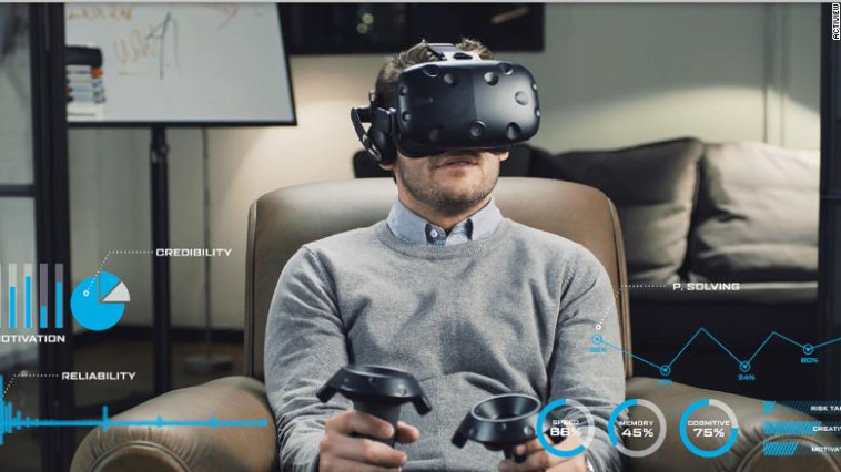 מציאות מדומה (צילום: יח''צ)