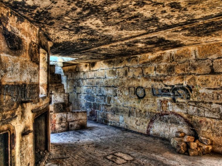בונקר, אילוסטרציה (צילום: ingimages.com)
