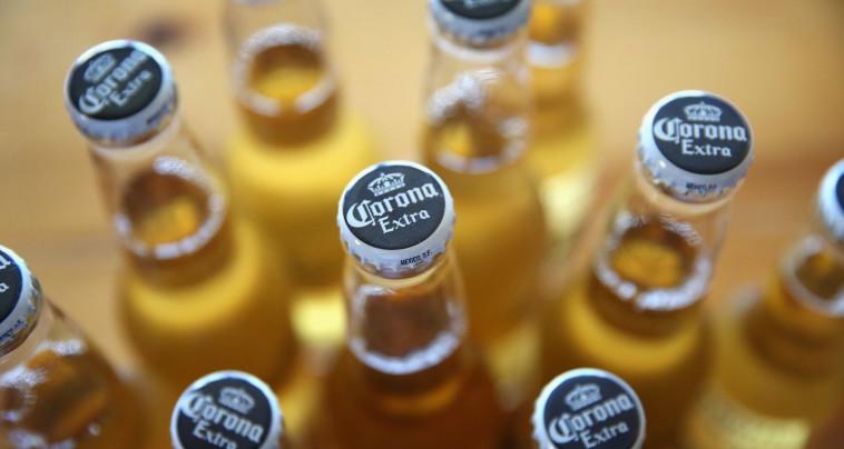 קורונה בירה (צילום: gettyimages)