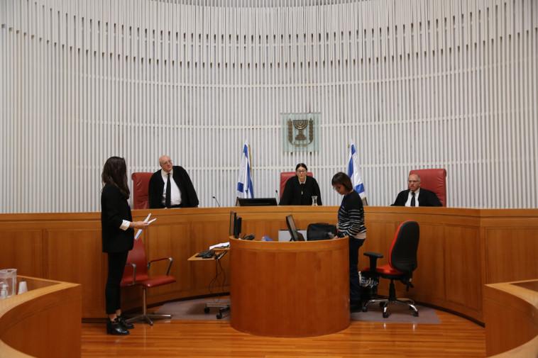 בית המשפט העליון (צילום: אלכס קולומויסקי, פול)