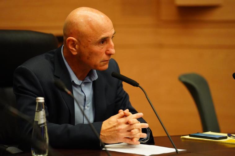 שלח כיו''ר ועדת הקורונה (צילום: עדינה ולמן, דוברות הכנסת)