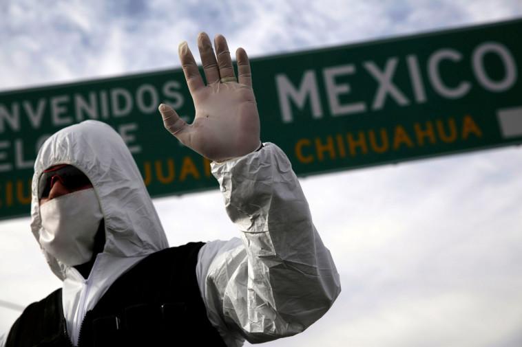 קורונה במקסיקו (צילום: רויטרס)