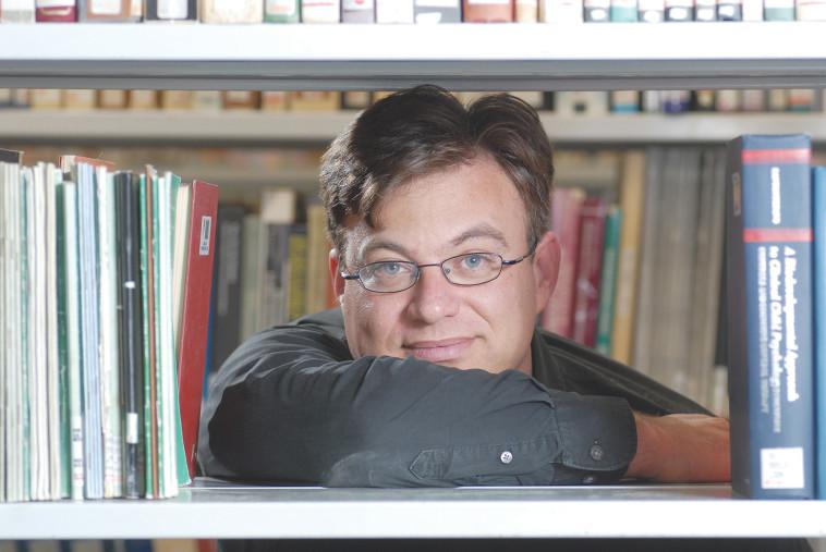 פרופ' גולן שחר (צילום: דני מכליס, אוניברסיטת בן גוריון בנגב)
