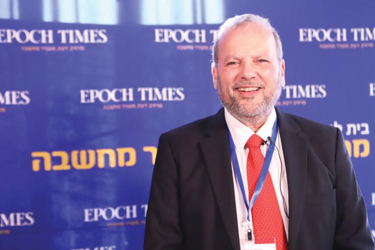 יוסי נבו מנכ״ל אפליקציית ספץ (צילום: באדיבות הארגון)