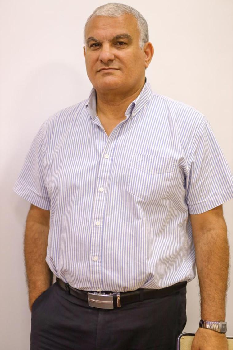 ד״ר פנחס חליוה (צילום: יח''צ)