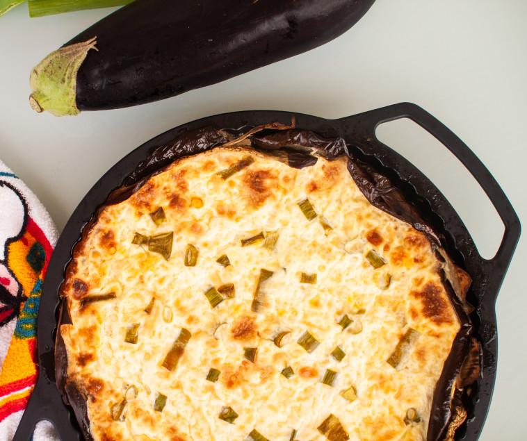 קיש גבינות עם קלתית מחצילים (צילום: ליליה ויינרוט)