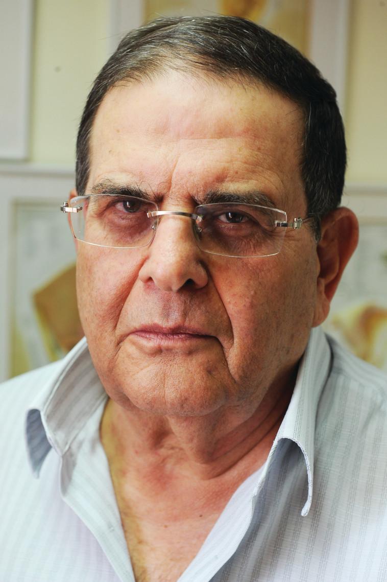 פרופסור שלמה משיח (צילום: יח''צ)