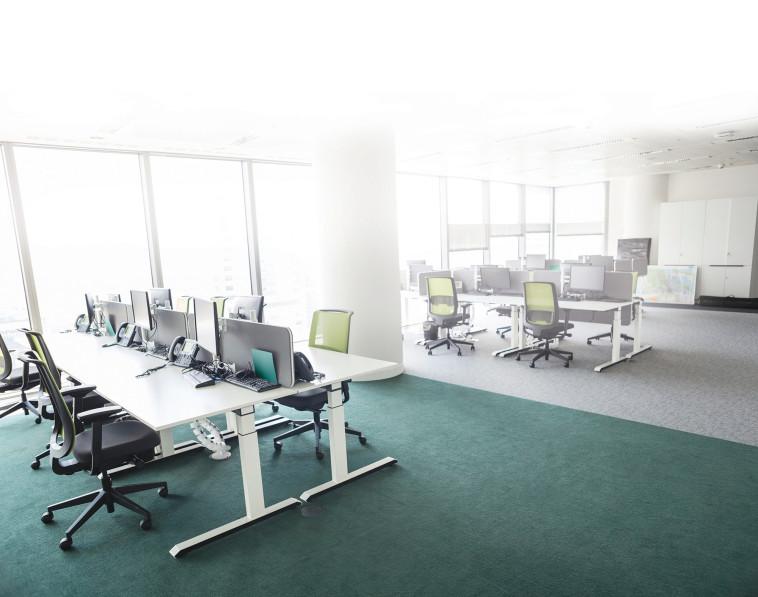 משרד ריק מאדם (צילום: אילוסטרציה: אינג אימג')