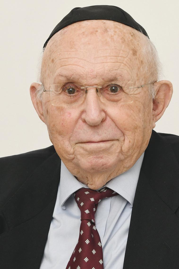אברהם כרמי (צילום: ישראל הדרי)
