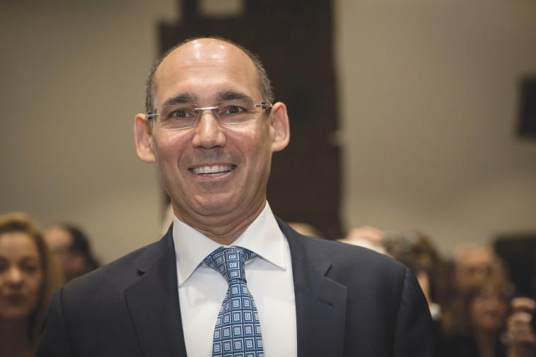 פרופ' אמיר ירון  (צילום: יונתן זינדל, פלאש 90)