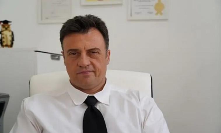 עורך הדין רפי רפאלי (צילום: גדעון נשר)